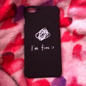 iphone 8/7+ phone case